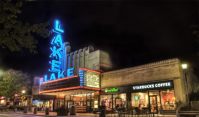 lake theater oak park il the lake theater in oak park flickr. Black Bedroom Furniture Sets. Home Design Ideas