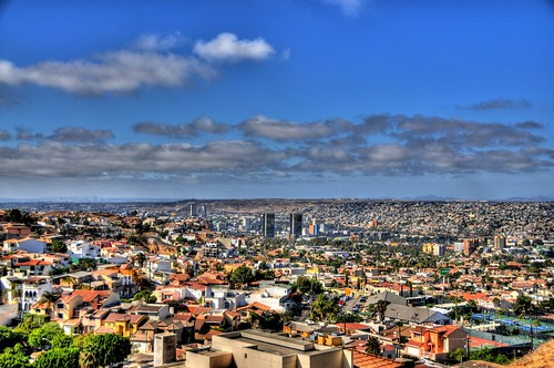 Tijuana & San Diego from colonia Hacienda Agua Caliente | by McMexicano 