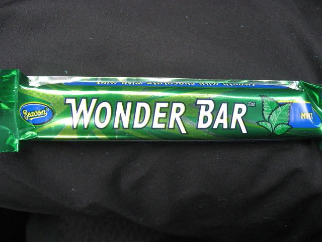 Wonder Bar Chocolate Biscuit Cake