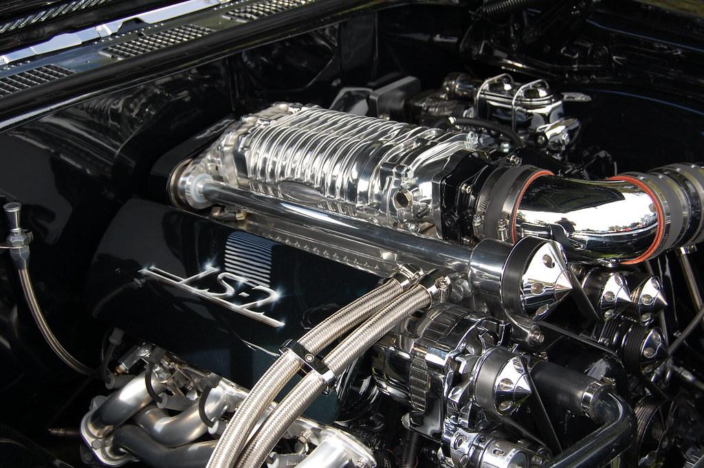 Redwood City Chevrolet >> 1969 Chevrolet Chevelle LS2 Engine | Horses to Horsepower 20… | Flickr