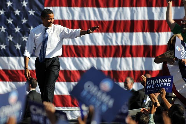 Barack Obama 10.25.08