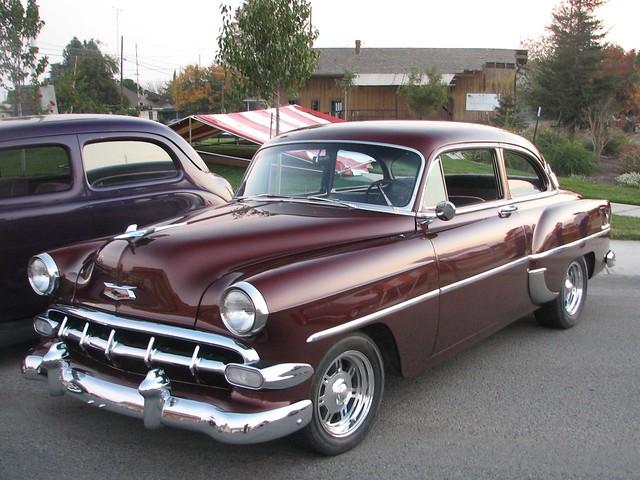 Photo for 1954 chevy 210 2 door