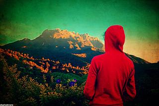 Mount Kinabalu !