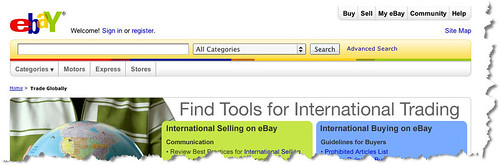 Global Trading page - Coming Soon | by ebayink