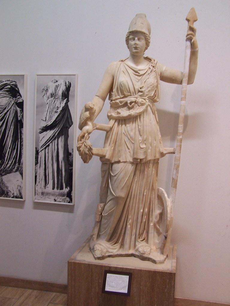 essay on athena goddess
