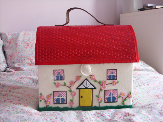 Cath Kidston Sewing House | I love it | kipikapopo | Flickr