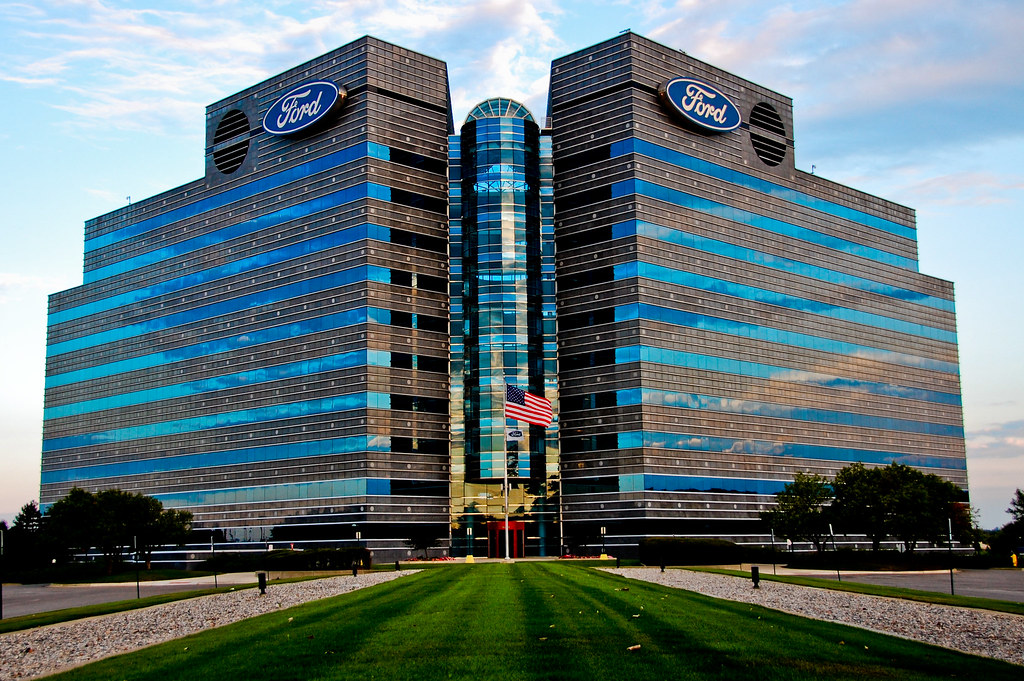 """Ford Mobile Al >> Ford HQ: Wide   From my quick """"goodbye"""" shoot right before i…   Flickr"""