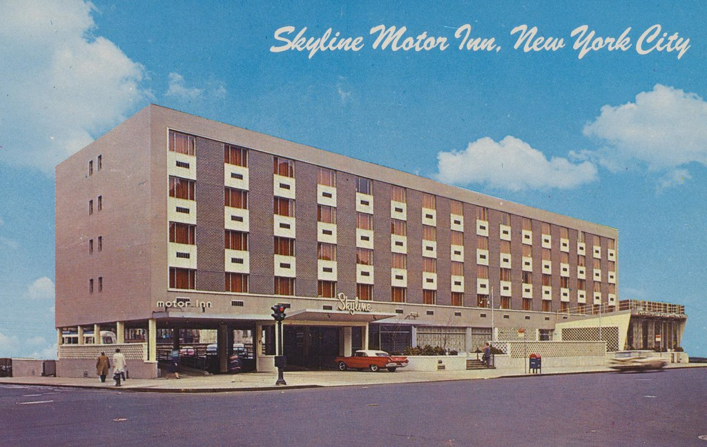 skyline motor inn new york new york manhattan 39 s