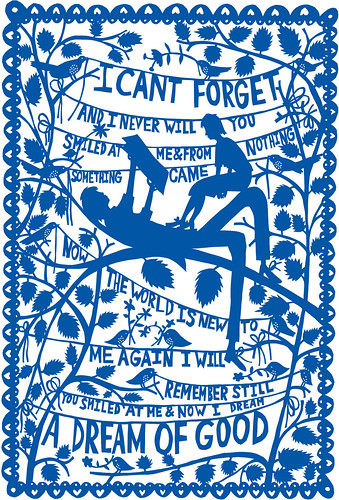 canu0026#39;t forget papercut by rob ryan : by the tiny little girl