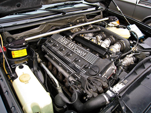 Bmw E28 M5 S38b35 Engine Based On The Engine I Suspect A Flickr