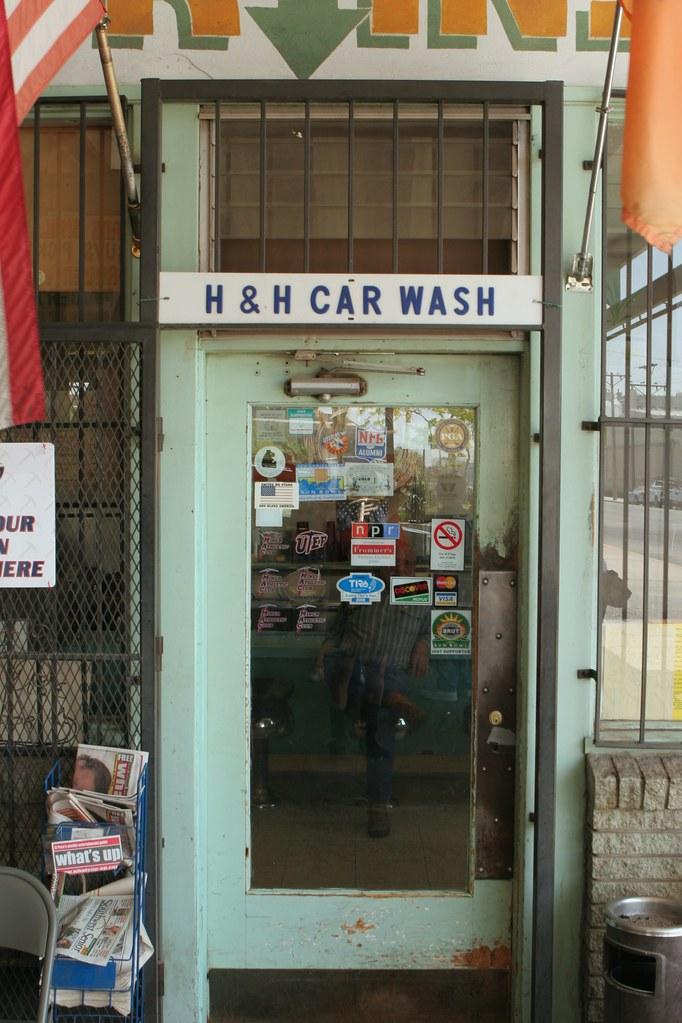 h h coffee shop and car wash el paso tx h h coffee flickr. Black Bedroom Furniture Sets. Home Design Ideas