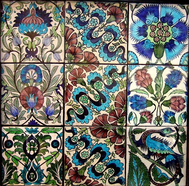william de morgan tiles birmingham museum kotomi