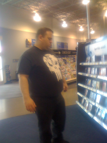 Real Life Fat Punisher | by GutterIsATool