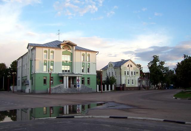 Балахна - городские виды by Venediktova Lyudmila