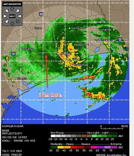 weather regional radar
