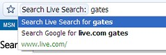 Live Search From Chrome | by search-engine-land