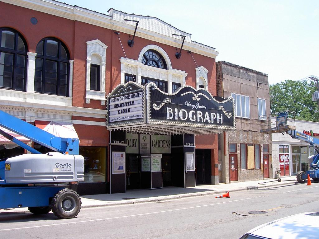 Victory Gardens Theatre Biograph Chicago Jojolae Flickr