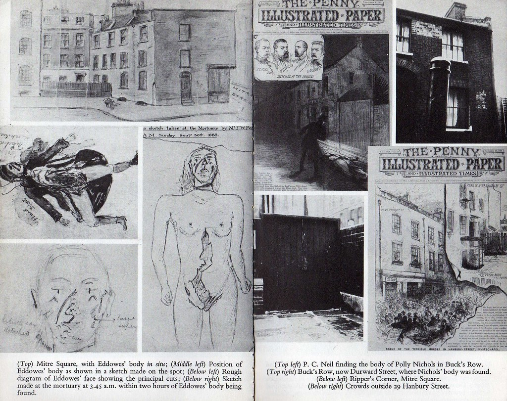 jack the ripper the art of killing It is thought that it was the newspapers that actually coined the phrase jack the ripper in his art and a belief that crime + investigation.