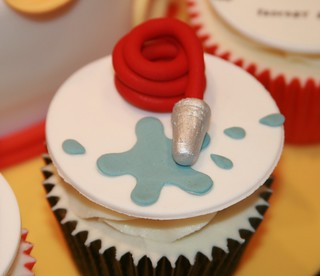Fireman Cupcakes | by The Clever Little Cupcake Company