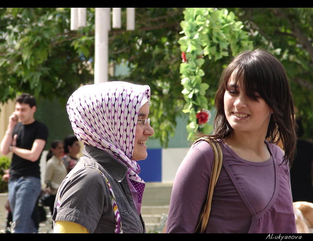 Nude azeri online dating teen