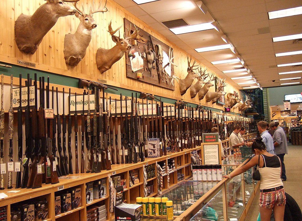 Guns Texans Like To Shoot Varmints And Such At Cabela
