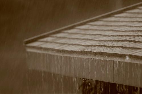 Principles Of Rain Drainage In Architecture Architecture
