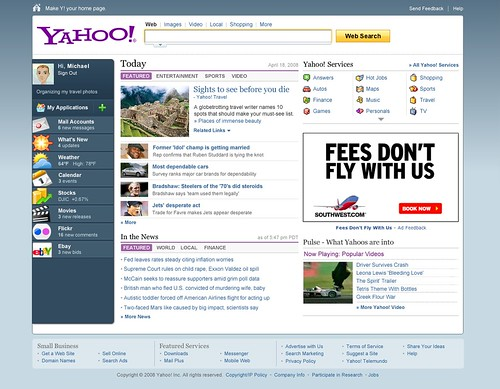 Sneak Preview: The new Yahoo.com | by Yahoo Inc
