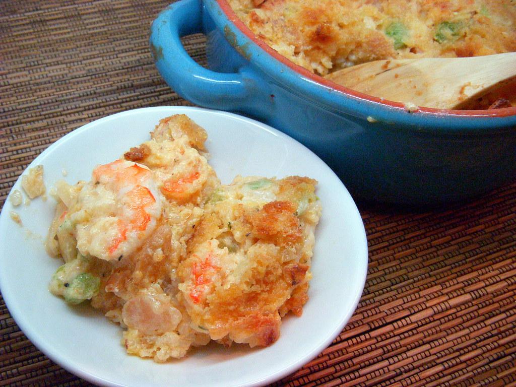 Shrimp And Crab Cakes Panko