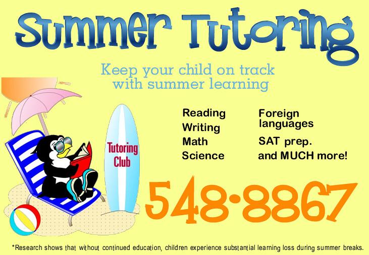 Summer Tutoring Ad 1tago Flickr