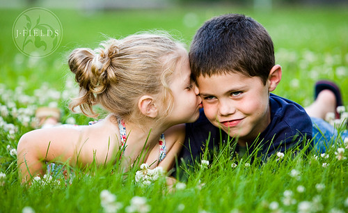 childhood Love Wallpaper : sibling love I love this because of his face. He adores hi? Flickr
