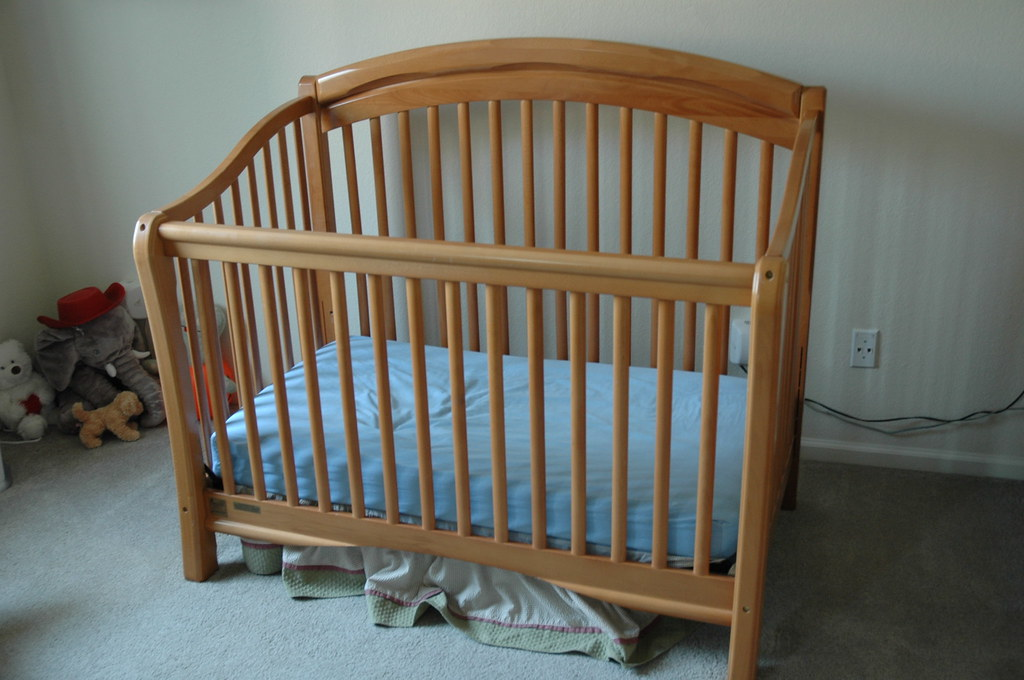 Crib Simmons Meridian Collection Simmons Meridian