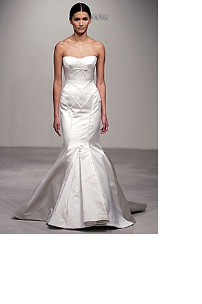 Vera Wang Mermaid Wedding Dress For Sale