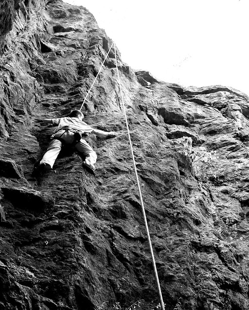 Bolton quarry climbing explore found drama 39 s photos on for Landscape rock quarry alberta