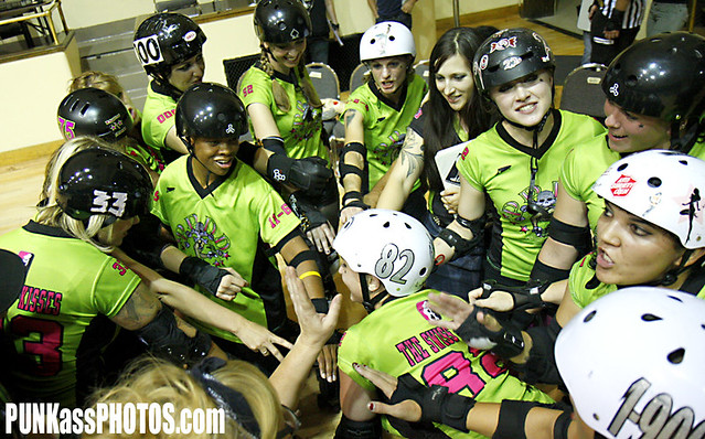 Pikes Peak Derby Dames