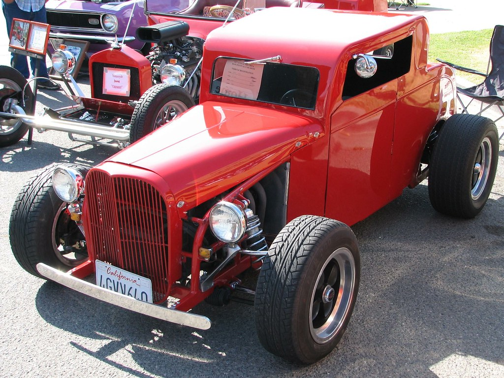 1932 ford mini hot rod 39 4gvv640 39 1 jack snell flickr. Black Bedroom Furniture Sets. Home Design Ideas