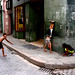 Bambini in strada