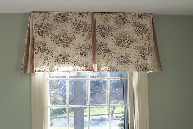 Box Pleat Window Valance Pattern Box Pleat Valance Flickr