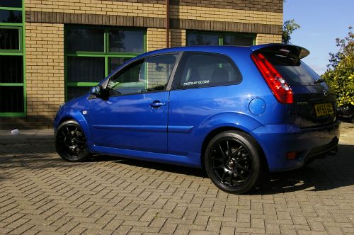 Rota Torque Ford Fiesta St150 Not Just For Jap Cars