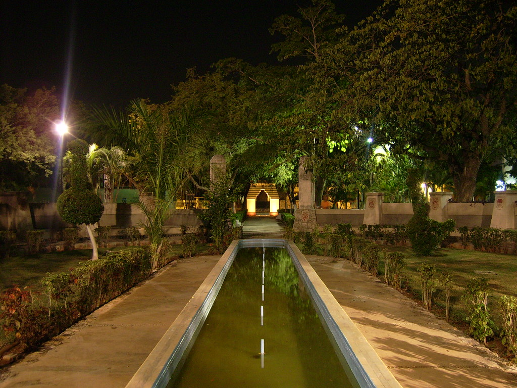 Parque de las americas en merida yucatan la blanca for Construccion de piscinas merida yucatan