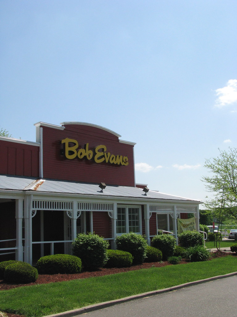 Bob Evans Near Surfside Beach Sc