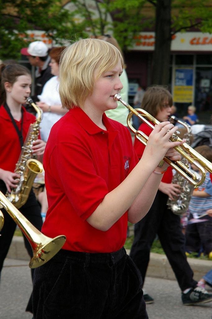 May Day >> Royal Oak Memorial Day Parade 2008   Royal Oak Middle School…   Flickr