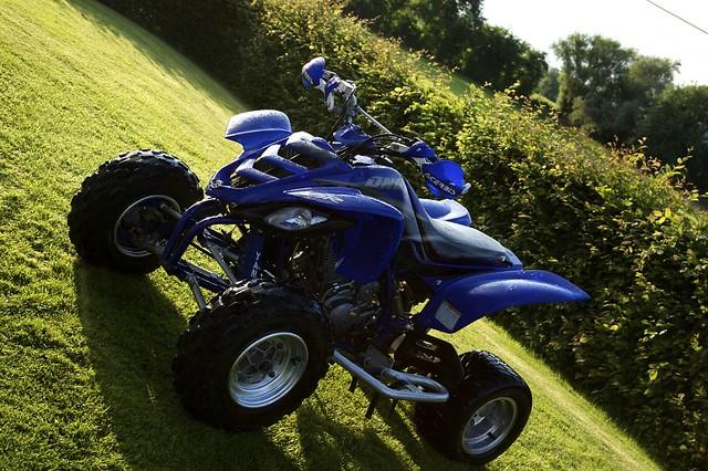 Yamaha Raptor  Wraps