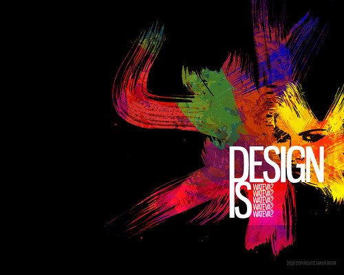 Design is WATEVA! | by ankilien