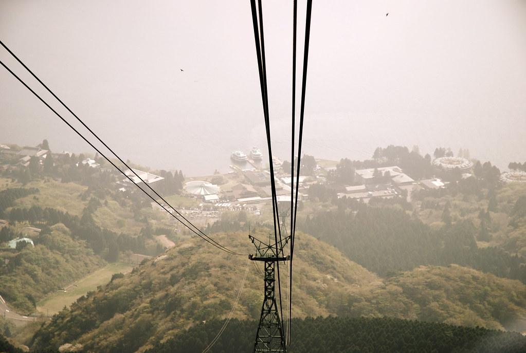 Mount Komagatake Ropeway  The Hakone Komagatake Ropeway, of…  Flickr