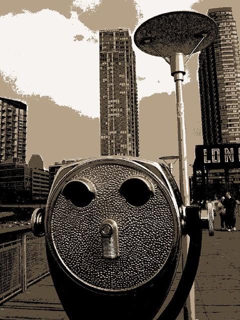 Image Result For Using Binoculars Color