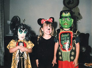 Halloween Costumes 1980 | by Zombie Normal
