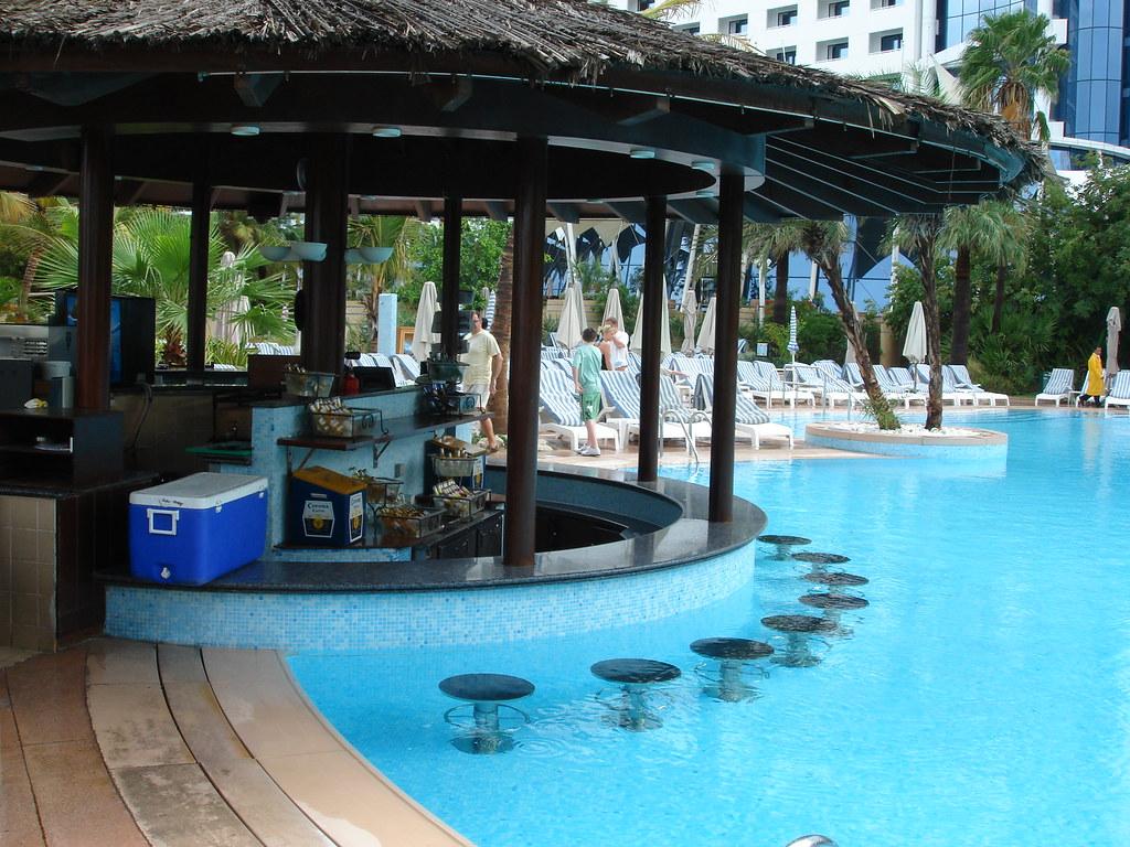 Pool Bar Jumeirah Beach Hotel Simon Flickr