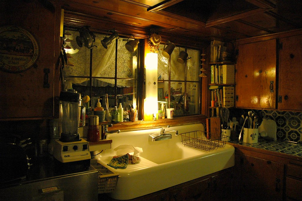 S Kitchen Sink