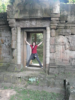 Steph in Siem Reap | by ☼zlady