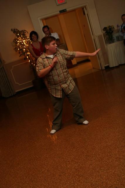 Chris dancing chris breaking it down on the dance floor for 1 2 3 4 sexin on the dance floor